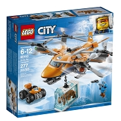 *LEGO City Arctic Air Transport