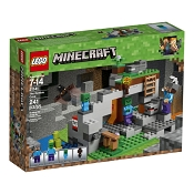 *LEGO Minecraft The Zombie Cave