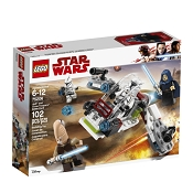 *LEGO Star Wars Jedi & Clone Troopers Battle Pack