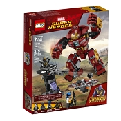 *LEGO Marvel Super Heroes The Hulkbuster Smash-Up