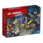 *LEGO Juniors The Joker Batcave Attack