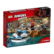 *LEGO Juniors Zane's Ninja Boat Pursuit