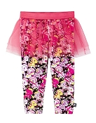 tokidoki Bambino Unicorno Leggings with Tulle Mesh Skirt