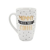 *Pearhead Mug - Mommy Needs More Coffee
