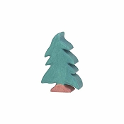 *Holztiger Small Conifer Tree