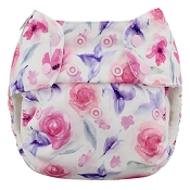 Blueberry Simplex All-in-One One-Size Cloth Diaper - Snap *LIMITED EDITION*