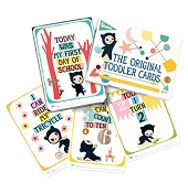 *Milestone Toddler Cards - The Early Years (1-4)