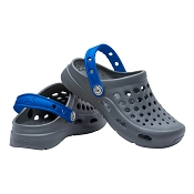 Joybees Kids Active Clog - Charcoal/Sport Blue