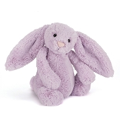 *JellyCat Bashful Hyacinth Bunny - Small