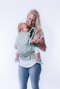 *Tula Half Buckle Baby Carrier