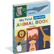 *My First Lift the Flap Animal Book
