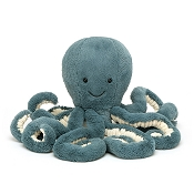 *JellyCat Storm Octopus - Little