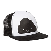 Whistle & Flute Cloud Snapback Trucker Cap