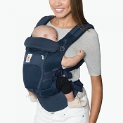 *Ergobaby ADAPT Cool Air Baby Carrier - Deep Blue