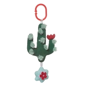*Manhattan Toy Company Cactus Garden Rock & Rattle