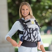 * LILLEbaby COMPLETE All Seasons Baby Carrier - Birds of a Feather