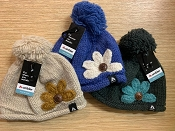 Ambler Daisy Kids Toque - Size Small/Medium *CLEARANCE*