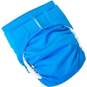 AMP Stay-Dry All-in-One Cloth Diaper - Hook & Loop