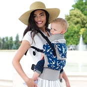 * LILLEbaby Essentials Baby Carrier - Anchor's Away