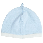 Angel Dear Euro Knit Beanie - Light Blue (Size 0-3 Months)