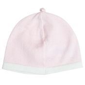 Angel Dear Euro Knit Beanie - Light Pink (Size 0-3 Months)