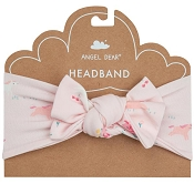 Angel Dear Headband - Wild Horses Pink