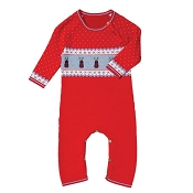 Angel Dear Intarsia Coverall - Reindeer *CLEARANCE*