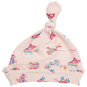 Angel Dear Knotted Hat - Roller Skates (0-3 Months)