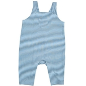 Angel Dear Pocket Overalls - Wild Horses Blue