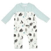 Angel Dear Romper with Pockets - Mama & Cubs