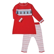 Angel Dear Reindeer Tunic and Leggings
