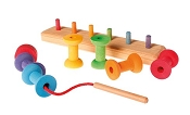*Grimm's Thread Game Small Bobbins (8 pcs)