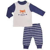 Asher & Olivia Wild & Free Tee & Harem Pant Set (Size 3-6 Months) *CLEARANCE*
