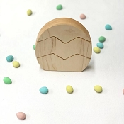 *AW + Co Easter Egg Stacking Toy