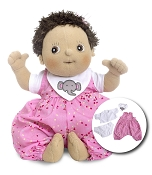 *Rubens Barn Doll - Baby Molly