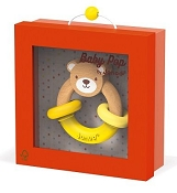 *Janod Babypop Bear Rattle