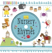 *Babytown: Nursery Rhymes Hard Cover with CD