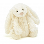 *Jellycat Bashful Cream Bunny - Medium 12