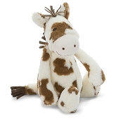 *Jellycat Bashful Pino Pony - Medium
