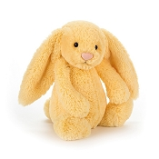 *JellyCat Bashful Lemon Bunny - Small