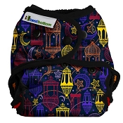 Best Bottom One-Size Cloth Diaper Shell - Snap