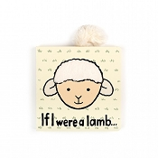 *Jellycat If I Were a Lamb