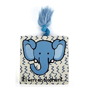 *Jellycat If I Were an Elephant Book