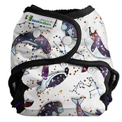 Best Bottom BIGGER One-Size Cloth Diaper Cover