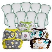 Best Bottom Cloth Diaper - Starter Package