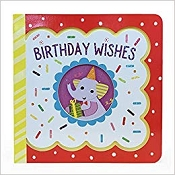 *Birthday Wishes - Greeting Card Book
