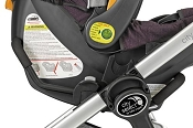 *Baby Jogger City Select Car Seat Adapter (city select, city select LUX, city premier) for Chicco / Peg Perego