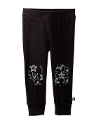 tokidoki Bambino Printed Patch Pants - Black