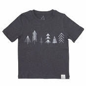 Acorn & Leaf Boreal Forest T-Shirt *CLEARANCE*