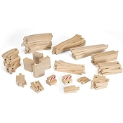 *BRIO Special Track Pack - 50 Pieces